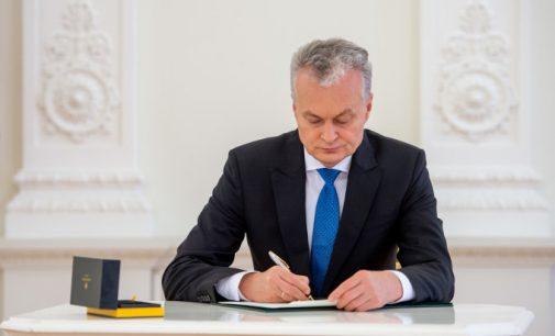 Seimas atmetė Prezidento Gitano Nausėdos veto dėl Miškų įstatymo pataisų