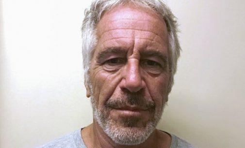Seksualiniai nusikaltimai: slapti Džefrio Epsteino pasauliai