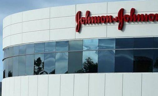 Johnson & Johnson kompanijai skirta pusės milijardo dolerių bauda už narkotinės priklausomybės epidemiją Oklahomoje