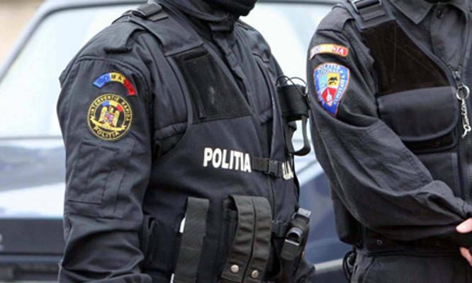 Rumunijos policija
