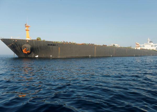 Grace 1 tanklaivis