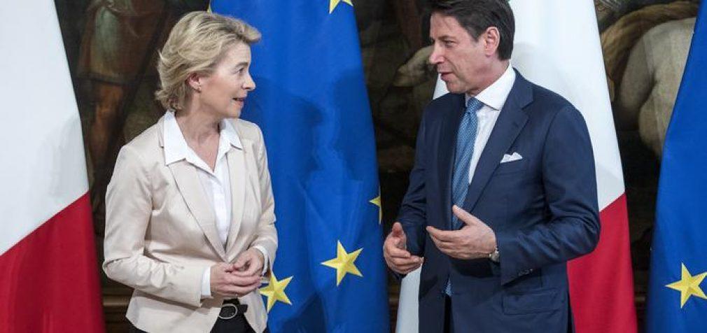 Būsimoji Europos Komisijos vadovė, Ursula von der Leyen, ragina sudaryti naują ES migracijos susitarimą