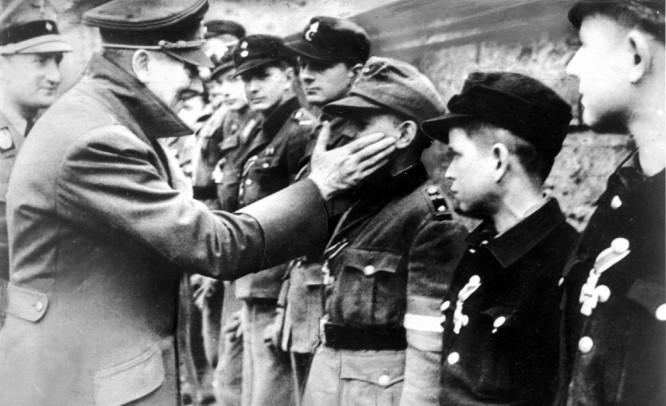 Adolfas Hitleris ir vaikai