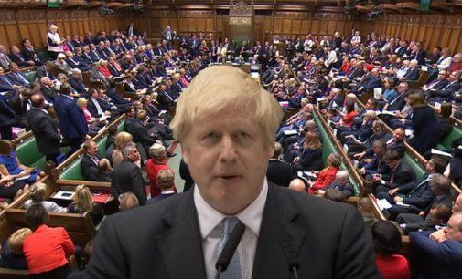 """Britanijoje atmestas """"brexit"""" be susitarimo ir išankstinių rinkimų planas"""