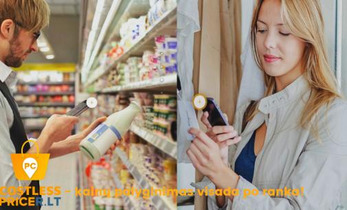 Elektroninės kainų etiketės arba kodėl mes mokėsime dar brangiau