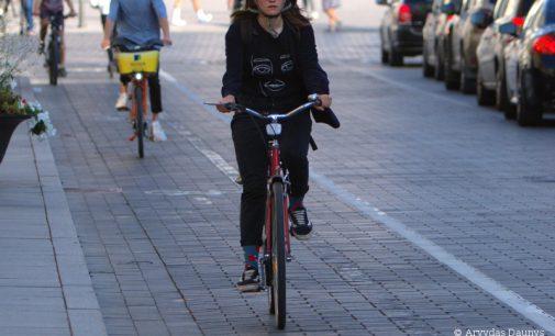 Miestai dviratininkams
