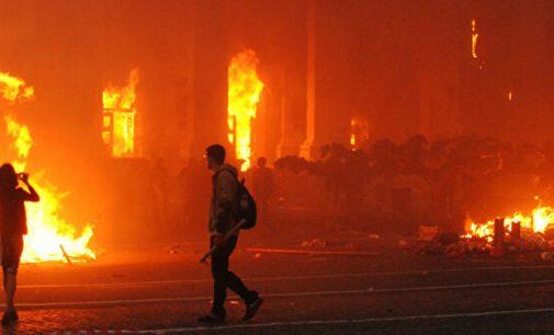 Prieš buvusį Aukščiausios Rados pirmininką pradėtas baudžiamasis tyrimas dėl masinių neramumų organizavimo Odesoje