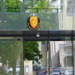 Piketas prie Norvegijos ambasados