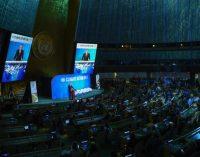 Prezidentas JT Klimato kaitos viršūnių susitikime pareiškė, jog šildymo kaina Lietuvoje krito 30-40 procentų