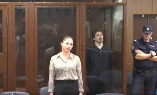 Maskvos byla: nuosprendžiai už paliestą šalmo antveidį ir mestą šiukšliadėžę