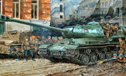 Bulgarija suabejojo tuo, jog TSRS išvadavo Rytų Europą, nors ir prisidėjo sutriuškinant fašistus