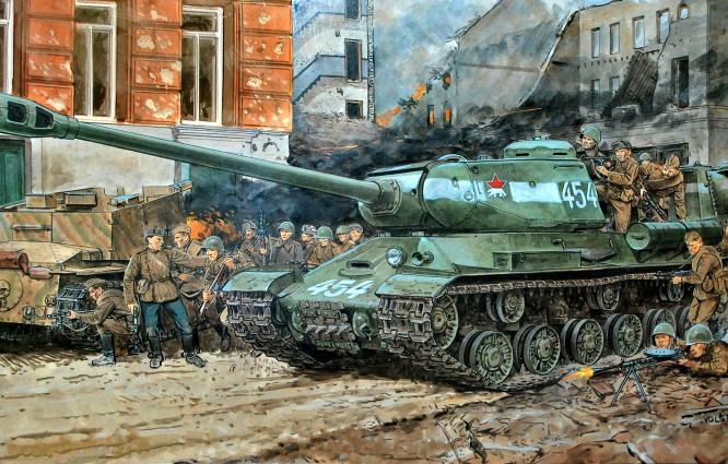 SSSR tankas
