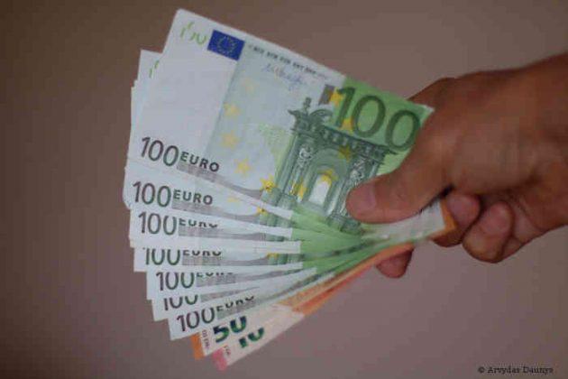Pinigai - premija
