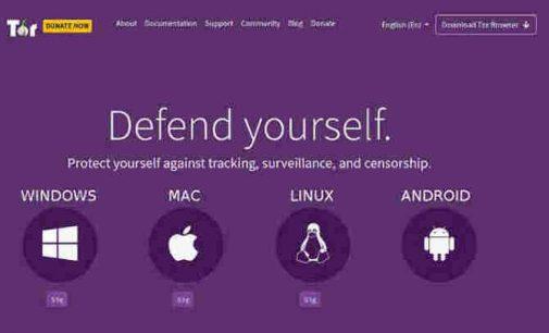 Didėjant cenzūros apraiškoms pats laikas prisiminti Tor naršyklę