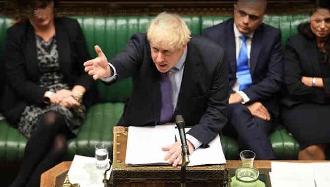 Britanijos parlamento fragmentas