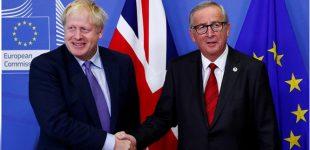"""Susitarimas dėl """"Brexit"""" pasiektas"""