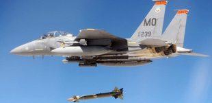 Kad netektų niekam: amerikiečiai bombarduoja savo karines bazes Sirijoje