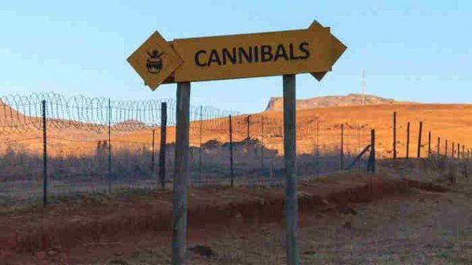 Atsargiai - Kanibalai