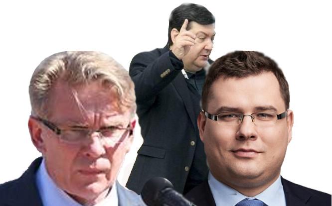 A. Ažubalis, E. Zingeris, L. Kasčiūnas
