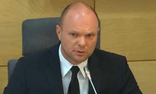 """Viešas Centro partijos """"Gerovės Lietuva"""" politinės tarybos pirmininko K.Krivicko atsakymas R.Janutienei"""