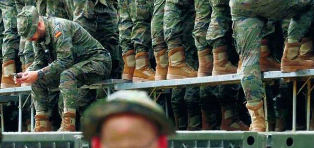 Vokietijoje pasigirdo raginimai sukurti viršnacionalinę Europos armiją