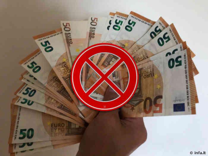Pinigų Yra - Nėra