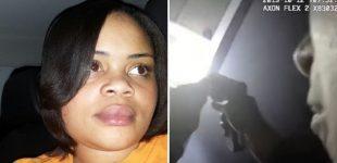 Lemtingas skambutis: policininkas nušovė moterį jos pačios namuose
