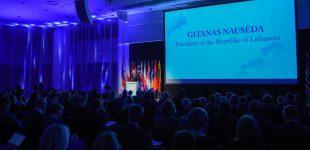 Prezidento kalba Transatlantinio energetinio bendradarbiavimo konferencijoje