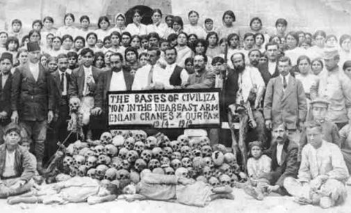 JAV priėmė rezoliuciją, pripažįstančią armėnų genocidą Osmanų imperijoje
