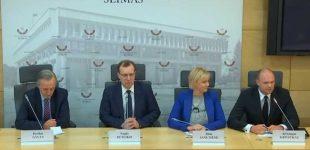 """Būsima """"Centro partija – Gerovės Lietuva"""" nurodo kliūtis į """"Gerovės valstybę"""" ir sieks jas šalinti"""