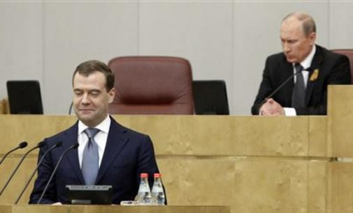 Įvardintas sekantis Rusijos prezidentas ir kokį postą prie jo užims V. Putinas