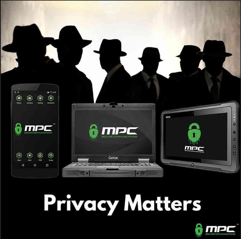 MPC saugūs telefonai