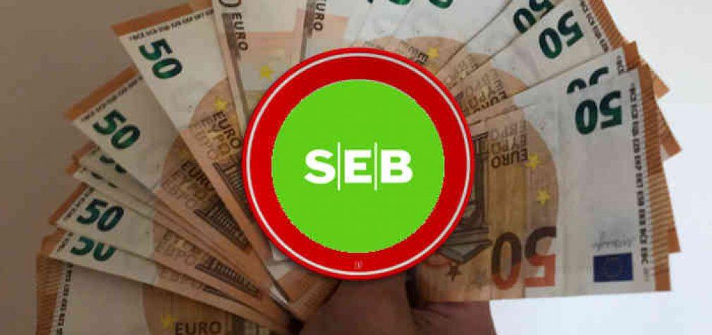 SEB bankas informuoja, kad nuo sekančios savaitės tris dienas neveiks elektroninės banko paslaugos