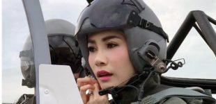 """""""Siekė pakilti iki karalienės"""": Tailando karalius panaikino savo palydovės titulus"""