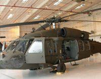 Lietuvos kariuomenė nusprendė už 300 mln eurų pirkti šešis JAV sraigtasparnius