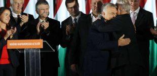 Sekso orgija trumpam pristabdžiusi Viktoro Orbano valdžios traukinį