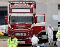 Britanijoje sulaikyti dar du įtariamieji 39 kinų žmogžudyste