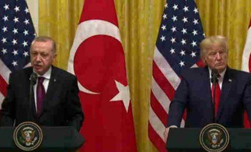 Po Turkijos prezidento vizito JAV užblokavo rezoliuciją dėl armėnų genocido