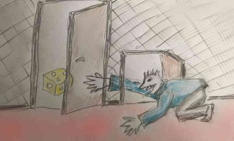 Praleistų galimybių durys
