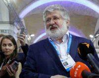 """""""Jūsų NATO pirks sauskelnes"""": Kolomoiskis pakeitė poziciją Rusijos atžvilgiu"""