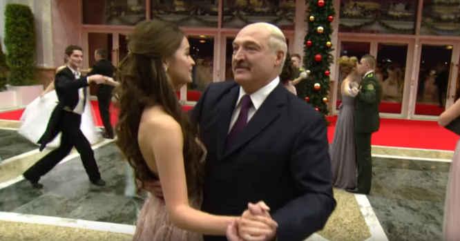A. Lukašenko ir M. Vasilevič