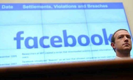 Facebook blokuos visus pranešimus neigiančius ar iškraipančius Holokaustą