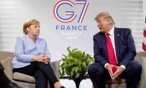Vokiečiai nepasitiki JAV ir siekia glaudesnių ryšių su Rusija