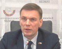"""Mindaugas Puidokas: """"Klastingas planas – palengvinti sau sąlygas patekti į Seimą ir pasmerkti valstybę politiniam chaosui"""""""
