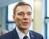 Į Darbo partijos gretas įsiliejo Seimo narys Mindaugas Puidokas