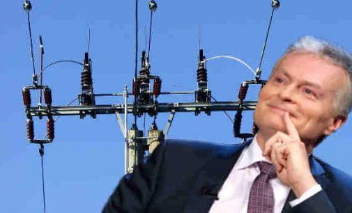 """Seimas spręs """"nesaugios"""" elektros pateikimo į Lietuvą užkardymo klausimą"""