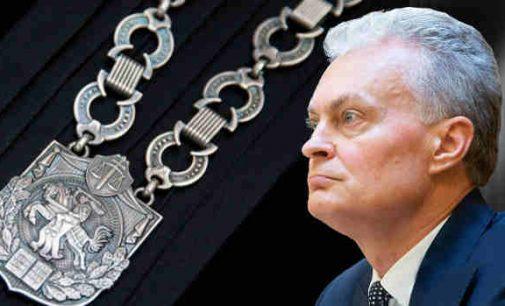 Ramūnas Karbauskis. Kaip konservatoriai siekia mažinti Prezidento galias ir ruošia vietą Prezidentūroje G. Landsbergiui