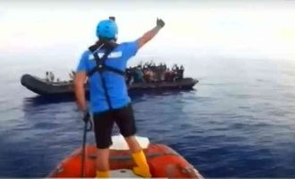 Europiečiai spjovė į migrantus