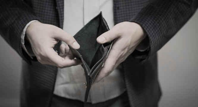Nėra pinigų