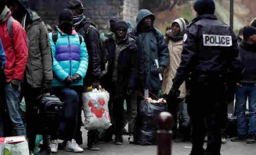Prancūzija tapo Europos lydere pagal prieglobsčio prašytojų skaičių ir imsis priemonių